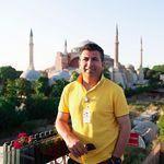 Экскурсовод в Стамбуле Mahmut