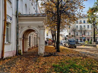 Обзорные и тематические экскурсии в городе Ярославль