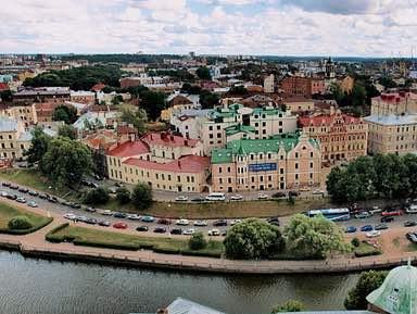 Обзорные и тематические экскурсии в городе Выборг
