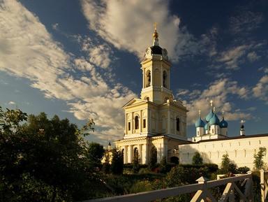 Обзорные и тематические экскурсии в городе Серпухов
