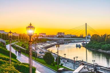 Обзорные и тематические экскурсии в городе Тюмень