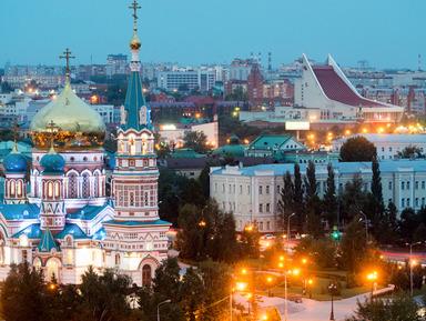 Обзорные и тематические экскурсии в городе Омск