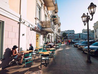 Добро пожаловать в Одессу!
