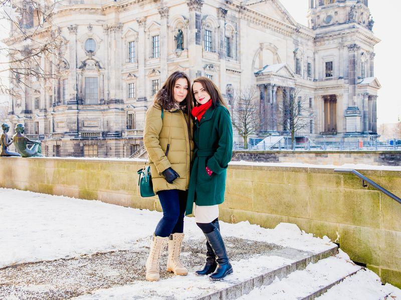Экскурсия Фотосессия в центре Берлина