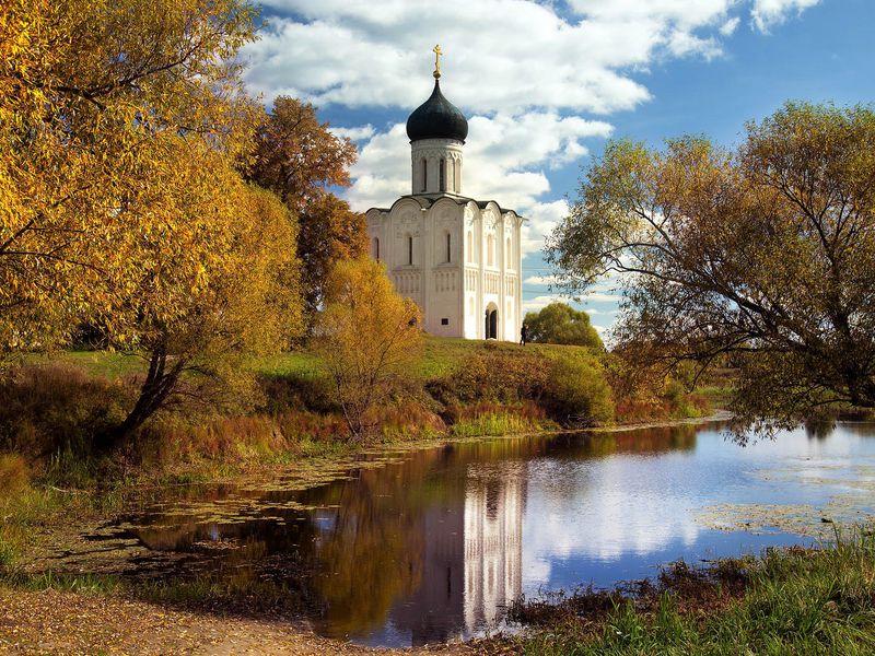 Экскурсия Белокаменный детокс: Владимир, Боголюбово, Суздаль и Кидекша за один день