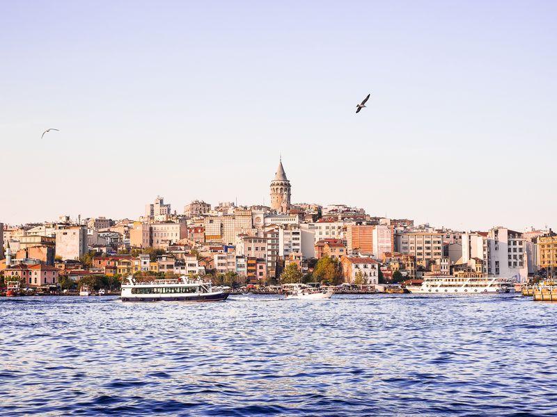 Экскурсия Известный и неизведанный Стамбул