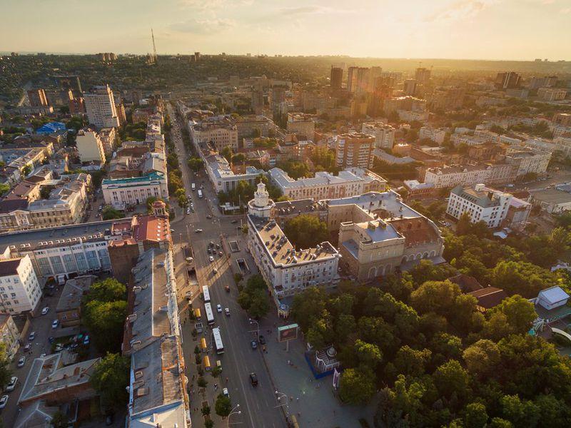Экскурсия Весь Ростов за 3 часа