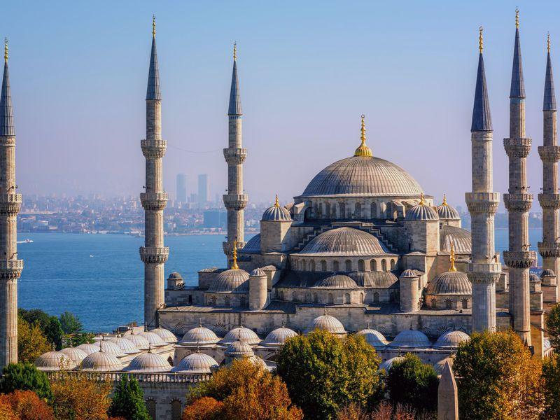 Фото Стамбул в компании профессионала