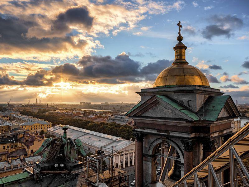 Петербург как наладони— 300 лет назад исегодня