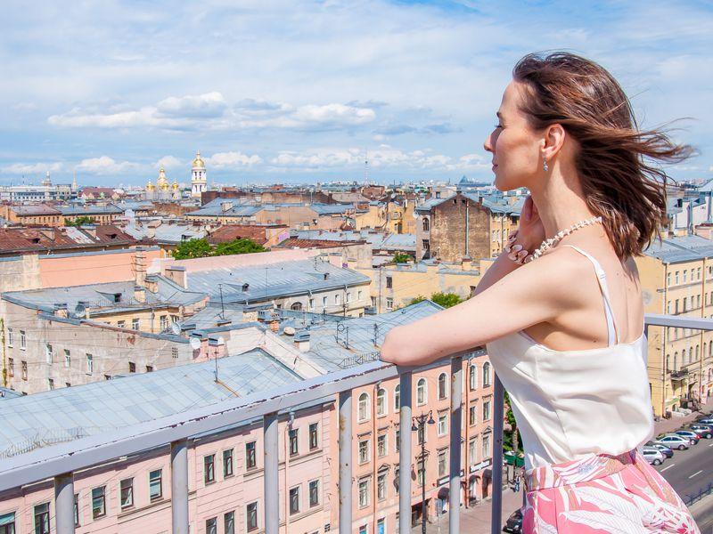 Экскурсия Пять панорамных крыш Петербурга