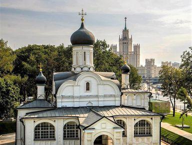 Зарядье и Варварка — путешествие по средневековой Москве