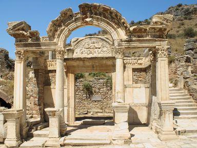 Из Мармариса — в древний Эфес