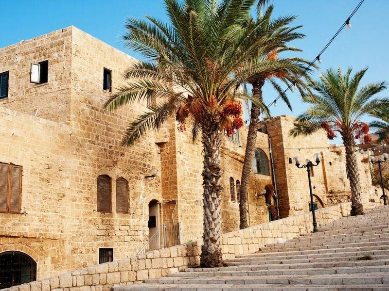 Экскурсия Групповая экскурсия:Тель-Авив— Яффо