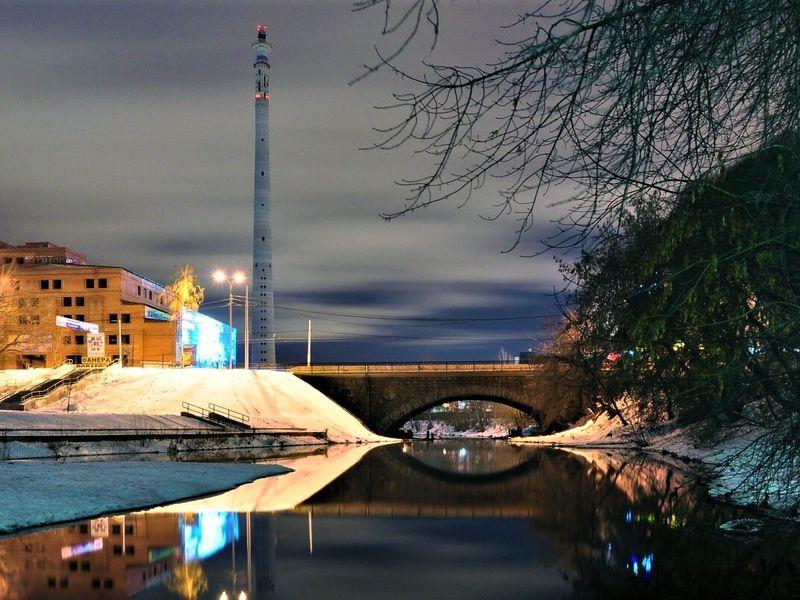 Три моста истории