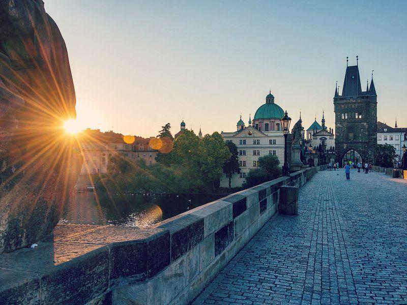 Экскурсия Доброе утро, Прага!