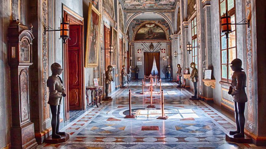 Рыцарский Родос с посещением Дворца Магистров