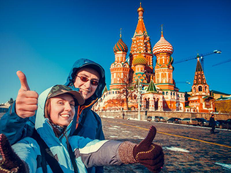 Экскурсия Семейная экскурсия по7холмам Москвы