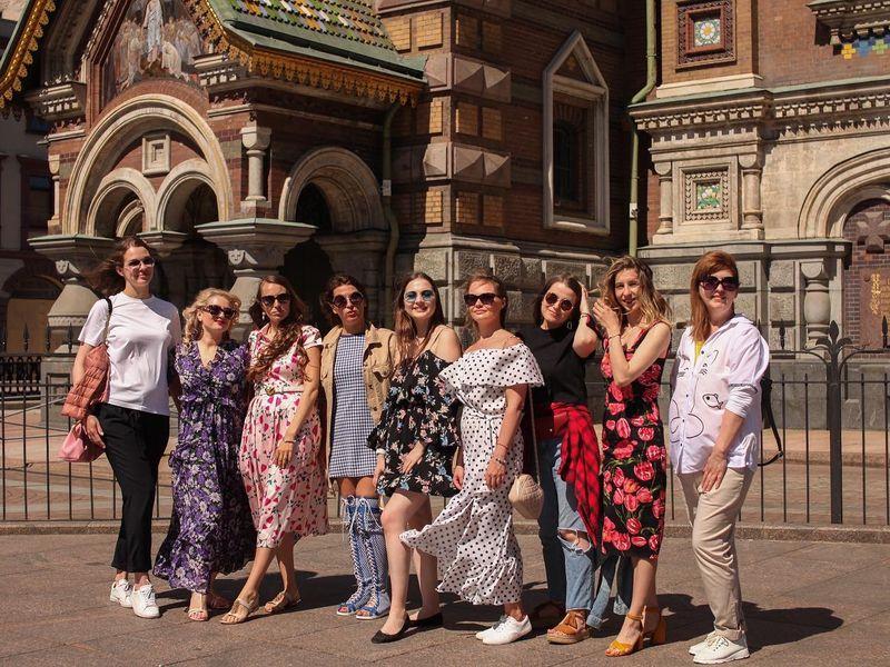 Экскурсия Экскурсия-квест по историческому центру Петербурга