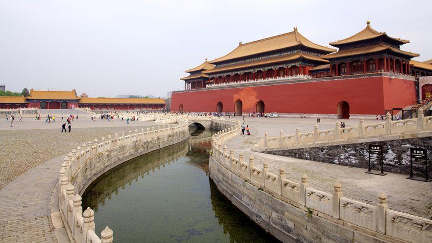Яркий Пекин