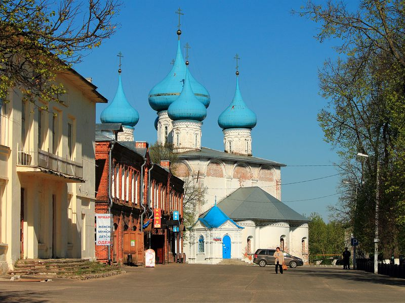 Экскурсия Влюбиться в Нижний Новгород за один день!