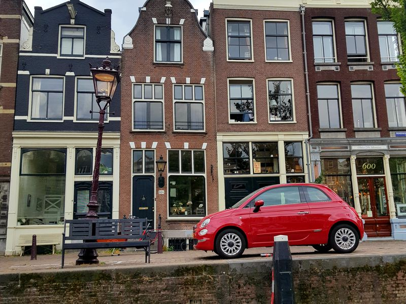 Фото С Амстердамом на «ты»