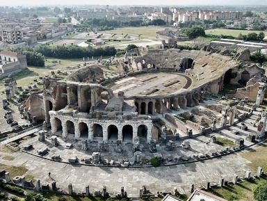 Из Неаполя — в античную Капую