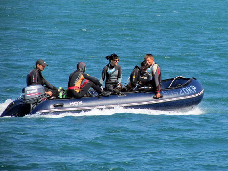 Экскурсия Дайвинг в Черном море