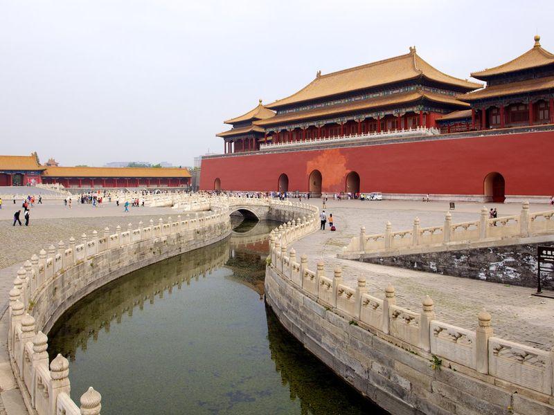Экскурсия Яркий Пекин