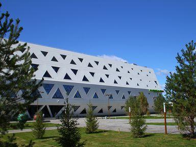 Иннополис: технологии и современная архитектура