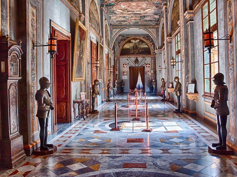 Экскурсия Рыцарский Родос с посещением Дворца Магистров
