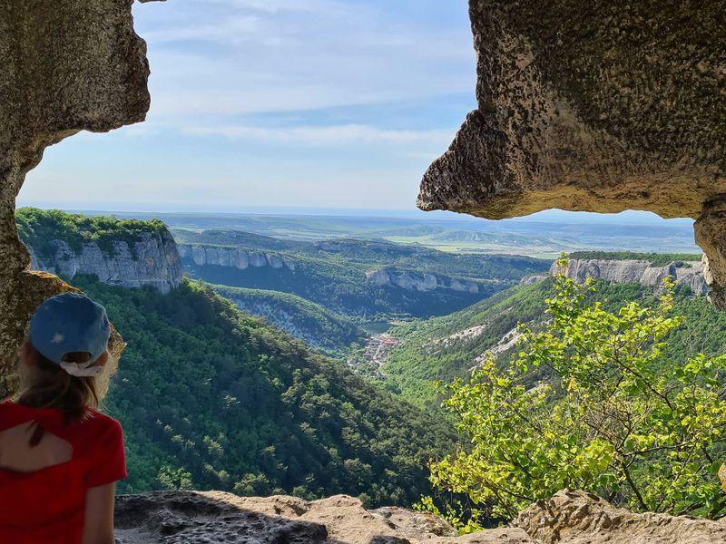Джип-тур в пещерный город Мангуп-Кале width=