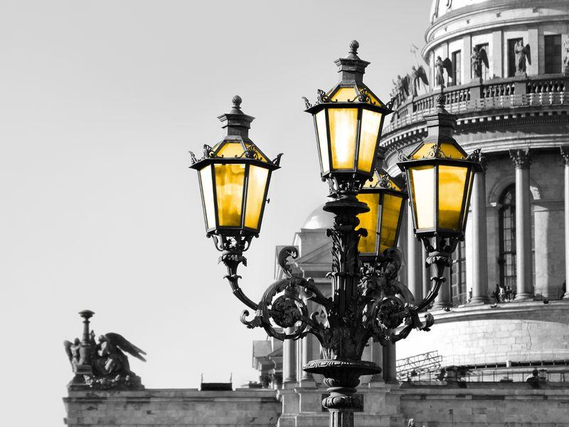 Экскурсия Удивительные истории Старого Петербурга