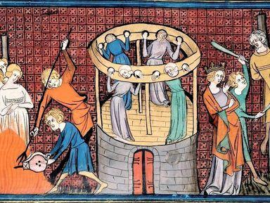 Страдающее Средневековье — экскурсия-квест