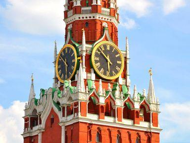 «Хранители времени»: экскурсия-викторина для детей от 6 лет