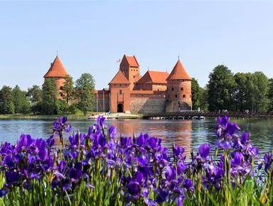 Замки Вильнюса и Тракая. Погрузиться в атмосферу древней Литвы