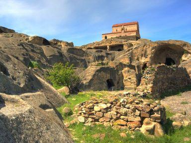 Уплисцихе— путешествие вбронзовый век