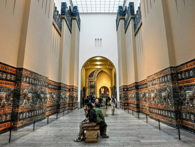 Пергамский музей. Истории самых необычных экспонатов мира