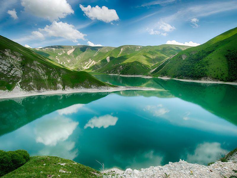 Экскурсия Из Грозного — на высокогорное озеро Кезеной-Ам!