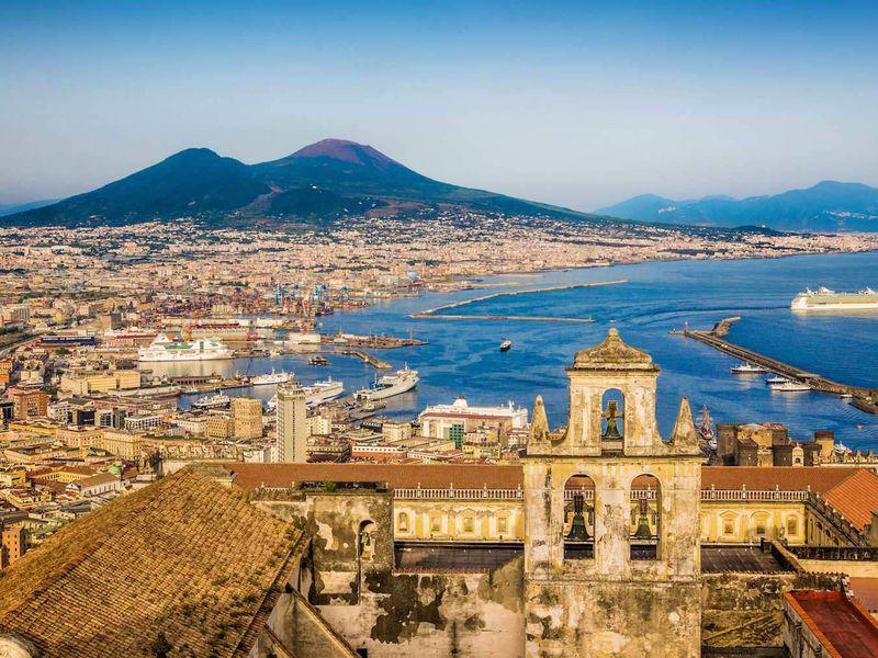 Экскурсия Неаполь — любовь с первого взгляда