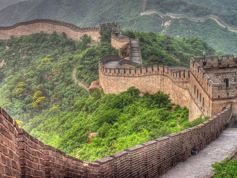 Экскурсия Великая Китайская стена и погружение в культуру Поднебесной