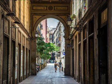 Легенды старинной и современной Барселоны