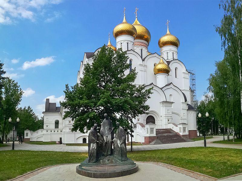 Экскурсия Ярославль — первая встреча