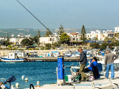 Путешествие по центральному Кипру