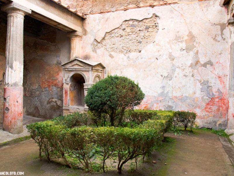 Экскурсия Помпеи — взгляд в прошлое
