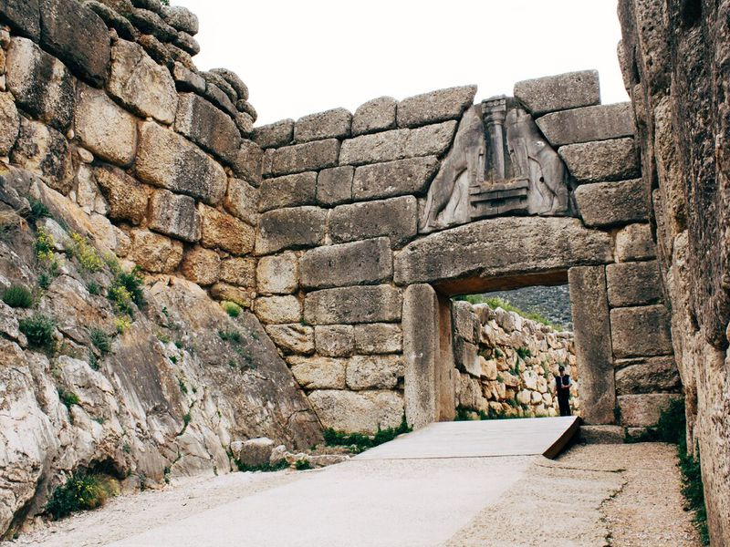 Фото Арголида— золотое кольцо Греции
