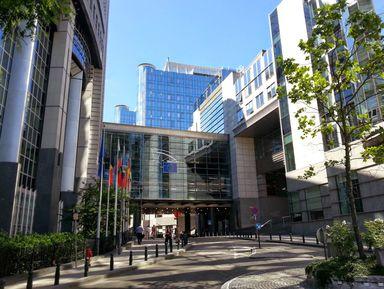 Европарламент иевроквартал Брюсселя