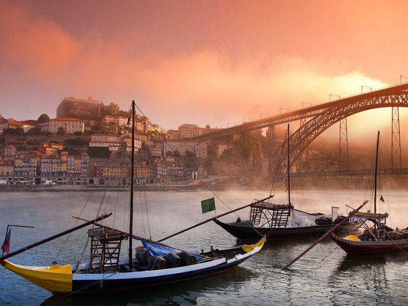 Экскурсия Порту — древний и прекрасный!