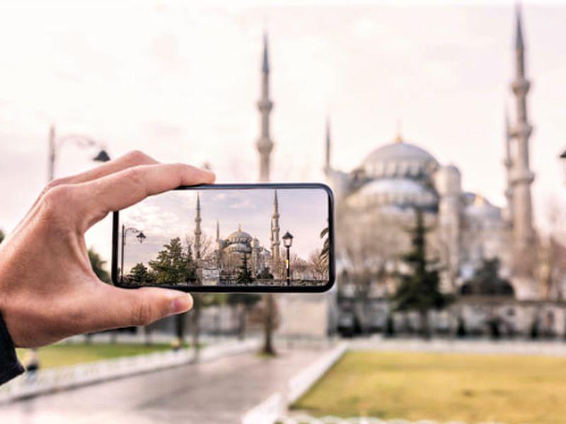 Экскурсия Первый день в Стамбуле