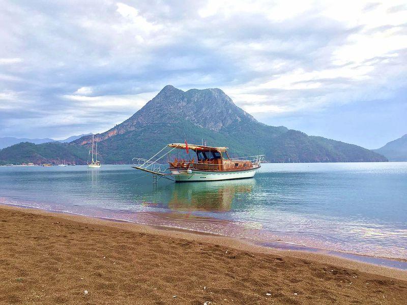 Экскурсия Прогулка на яхте по бухтам Адрасана