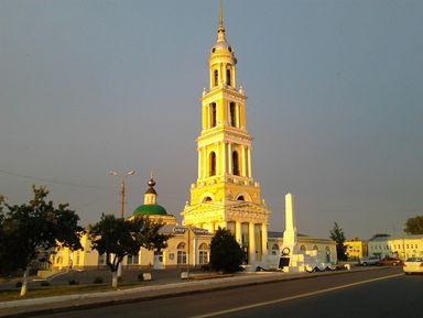 Обзорные и тематические экскурсии в городе Коломна